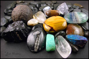 My Stone Collection - Part 6 by andromeda