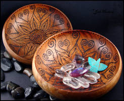 Meditation Bowls by andromeda