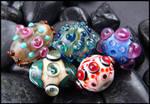 Glass Lampwork Beads