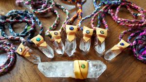 Crystal creations