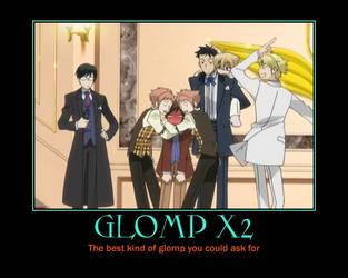 Glomp x2 by Nightmaregrl101