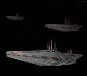 Fifth Fleet Rendezvous by Imperial-Ascendance