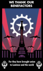Lumiose Occupied by Imperial-Ascendance