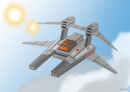 Imperial Airspeeder