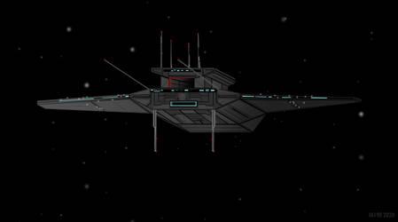 Imperial Intelligence Vessel