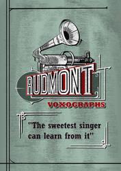 Rudmont Voxographs