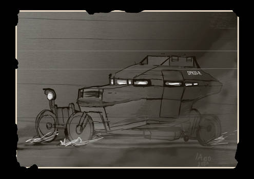 Rail Carriage