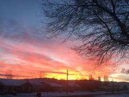 Beautiful Sunset by Hesaki23