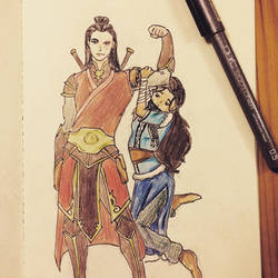 Strong Firelord by Zaarya