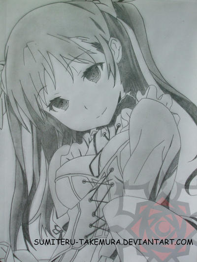 Kanade Suzutsuki by Sumiteru-Takemura