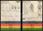 Warhammer 40k Imperial Guard Triage Tag v1.5