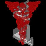 Warhammer 40k Officio Medicae Symbol - Alternate by Light-Tricks
