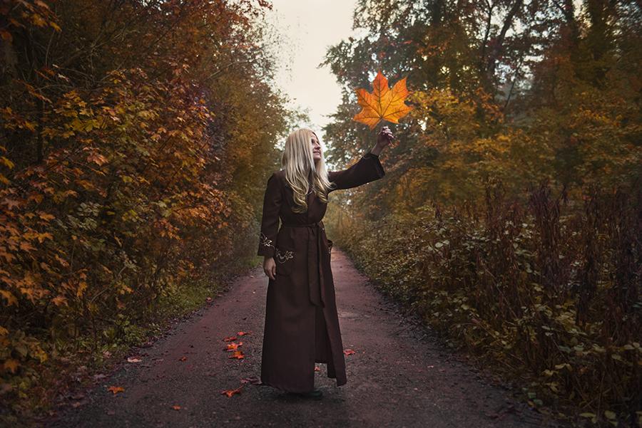 Beauty In Autumn by kristinaalegro