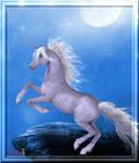 Unicornblue by tattfae