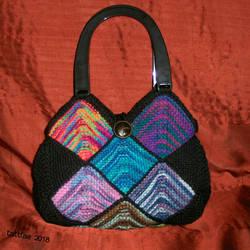 Mitered square bag by tattfae