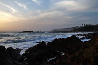 Rocky Coast by joeross