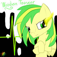 Wooden Toaster by MikaMilaCat