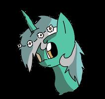 Creepy-Brde Lyra by MikaMilaCat