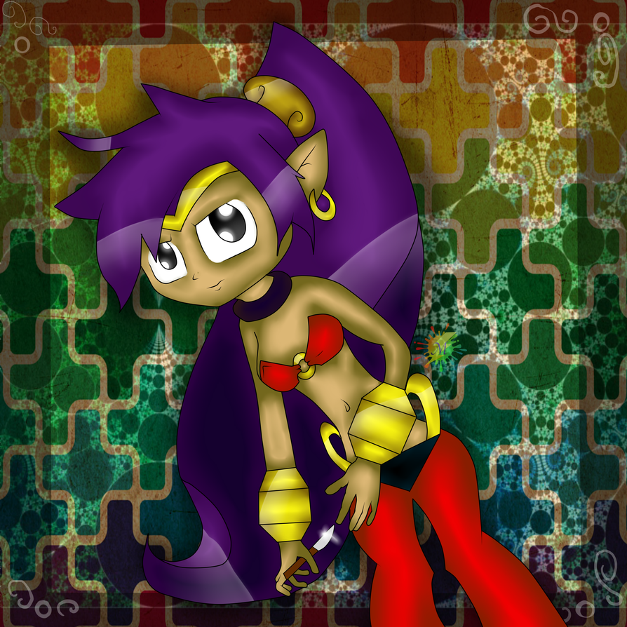 Request: Shantae by MikaMilaCat