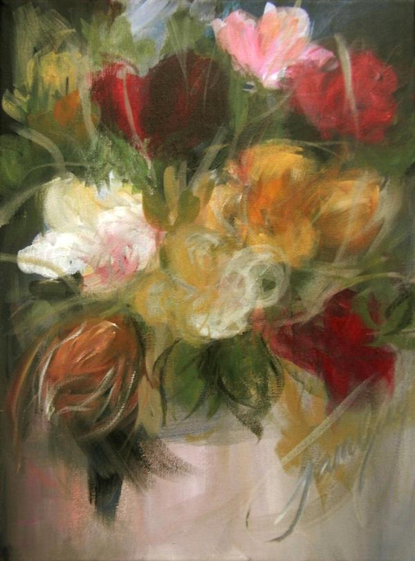 tulipunane by sinakasroheline