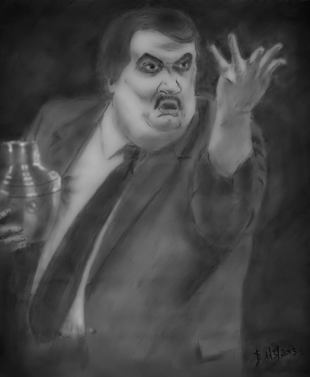 Paul Bearer RIP by MercuryRapids
