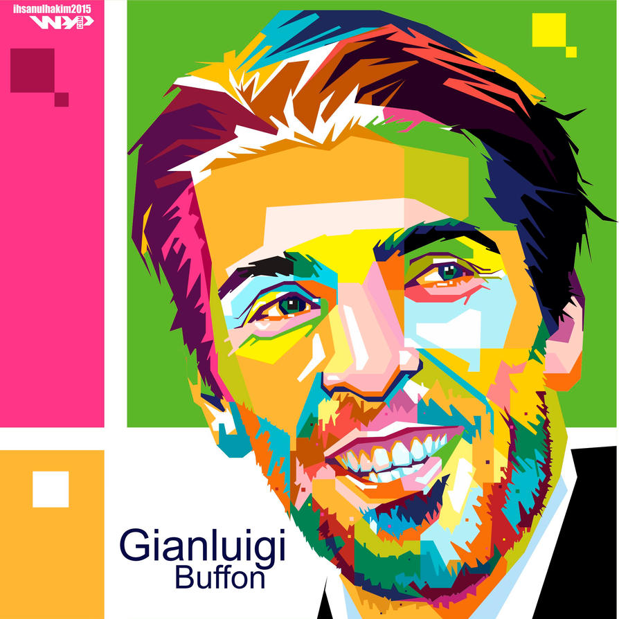 Image result for illustration buffon