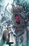 Bloodborne Ebrietas by masaizox
