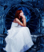 Pondering Princess by coyotepam