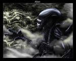 Alien, the Beast