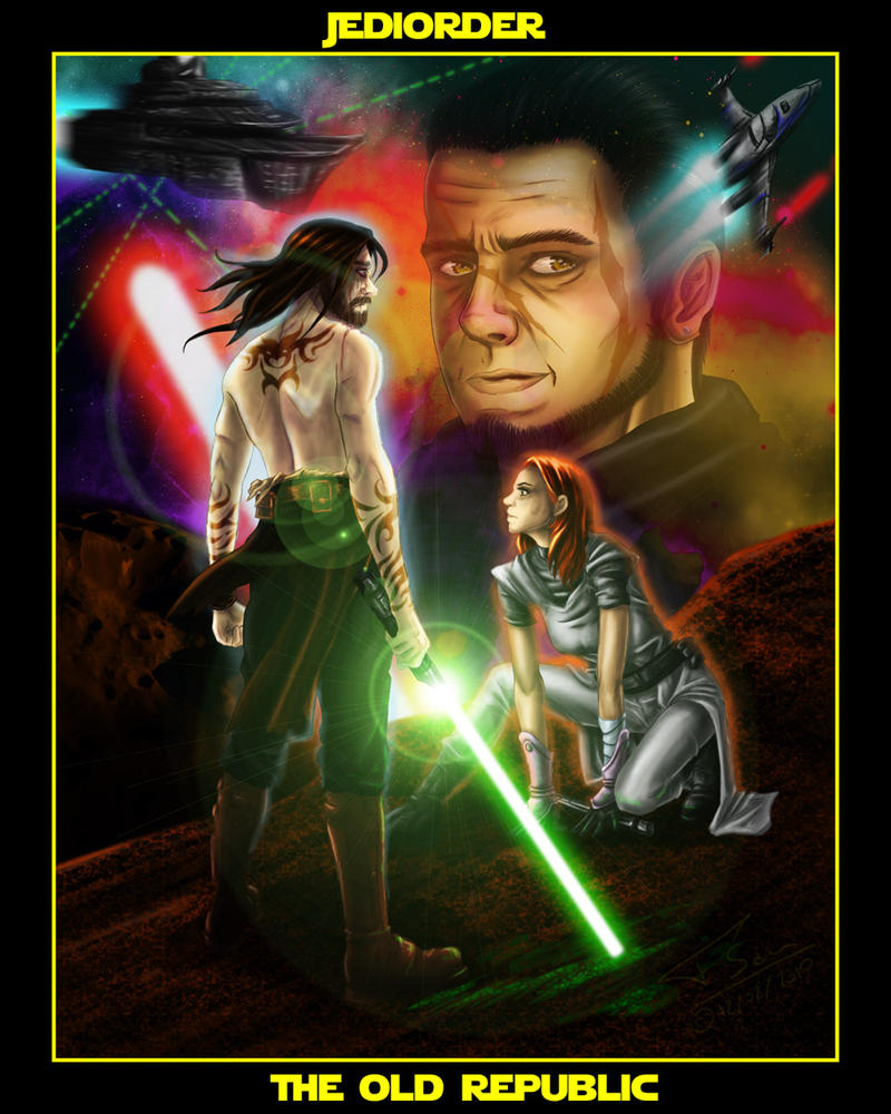 JediOrder: The Old Republic by Lord-FSan