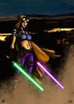 Jaina Solo -color-