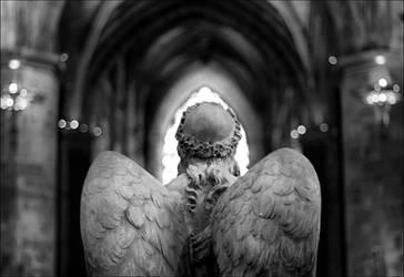 St. Giles' Angel by tamaskatai