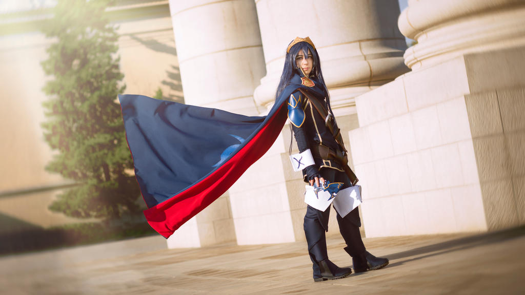 I must keep fighting [LUCINA - FIRE EMBLEM ] by JeanneJeager