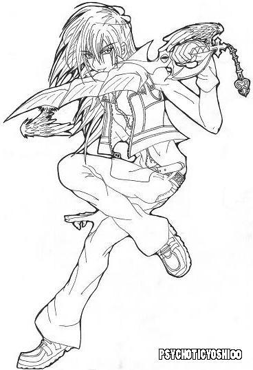 Riku by Aiya-chan