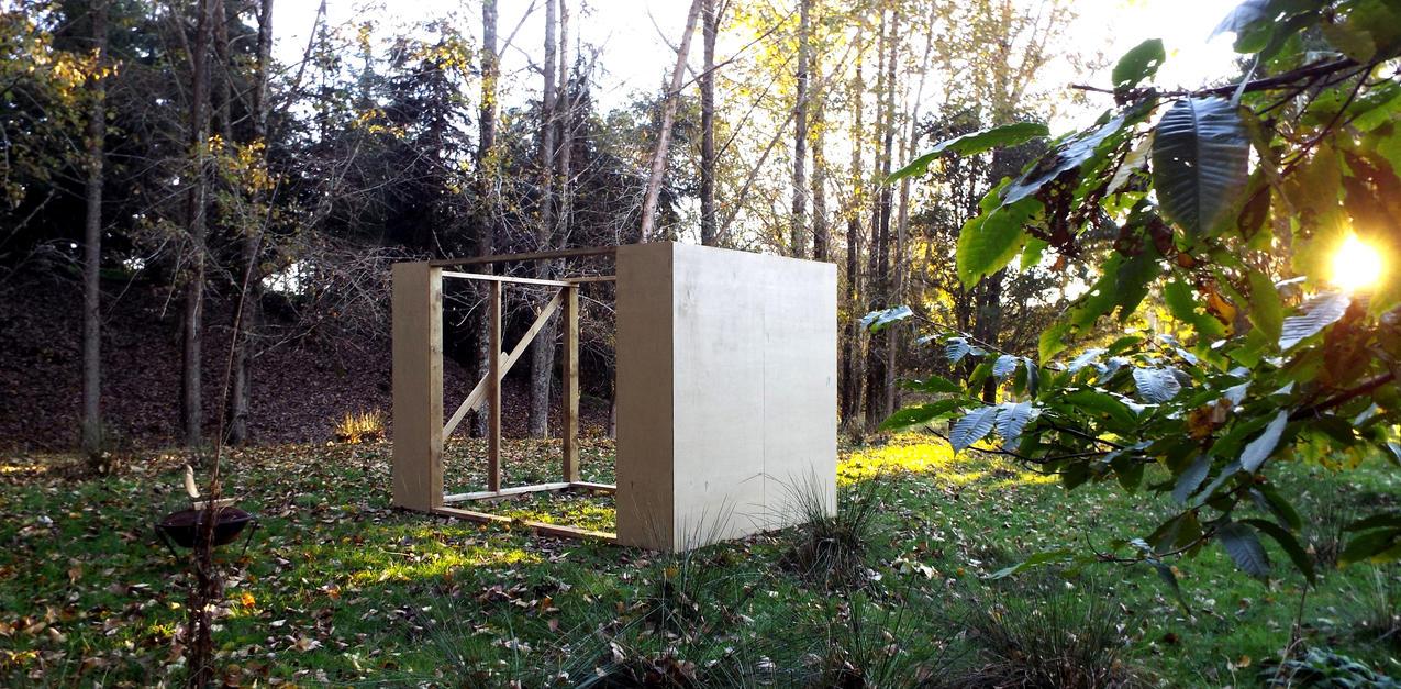 Woods House Progress by jgoo055
