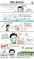 Loki - After Avengers 2 by Oroken