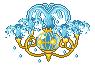 Chandelure Water