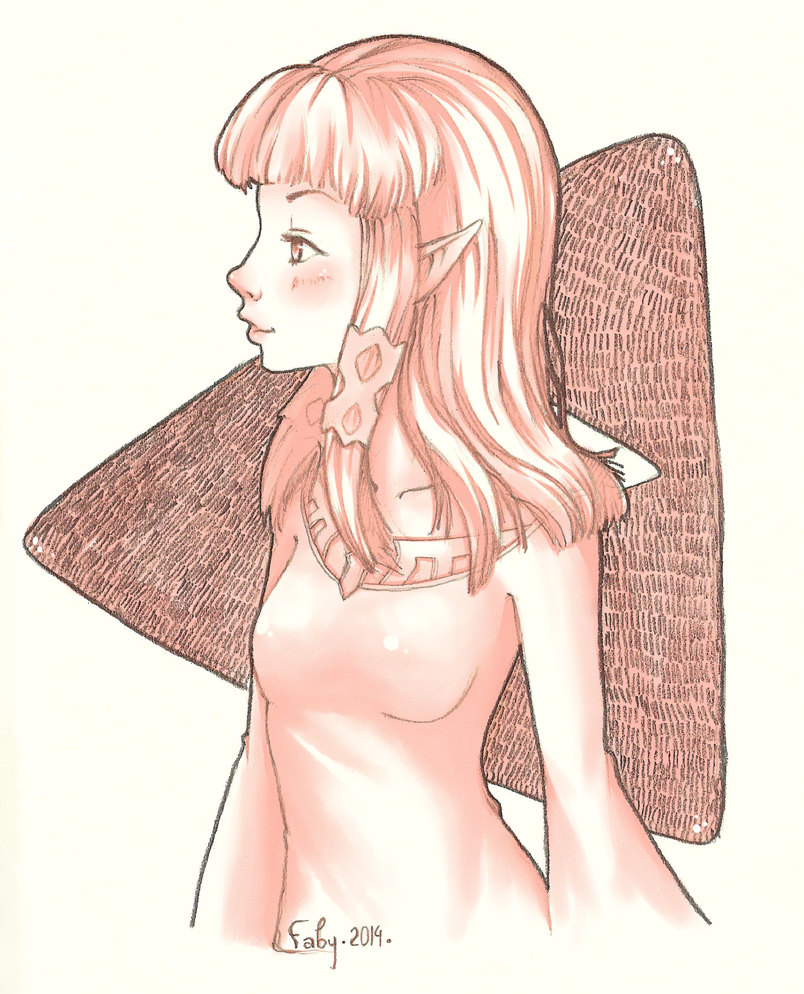 Pink daydream by Fabinne