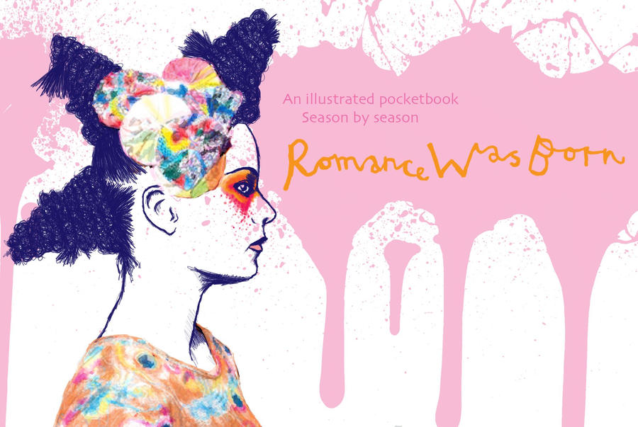 Rwb Fashion Book Cover By Jade Bailey On Deviantart