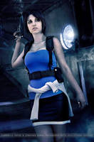 Jill Valentine  Resident evil 3 by JillStyler