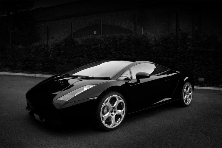 Lamborghini Gallardo by raikane3