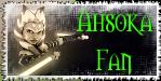 Ahsoka Fan Stamp by Anakin-Caffrey