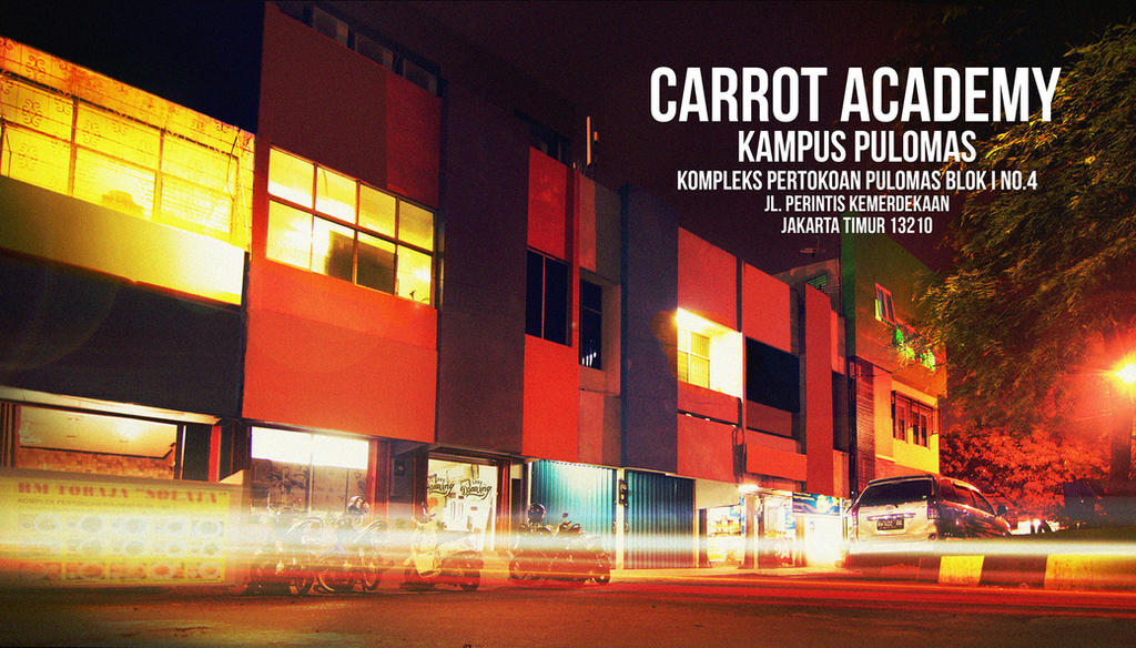 New Carrot Academy by carrotacademy