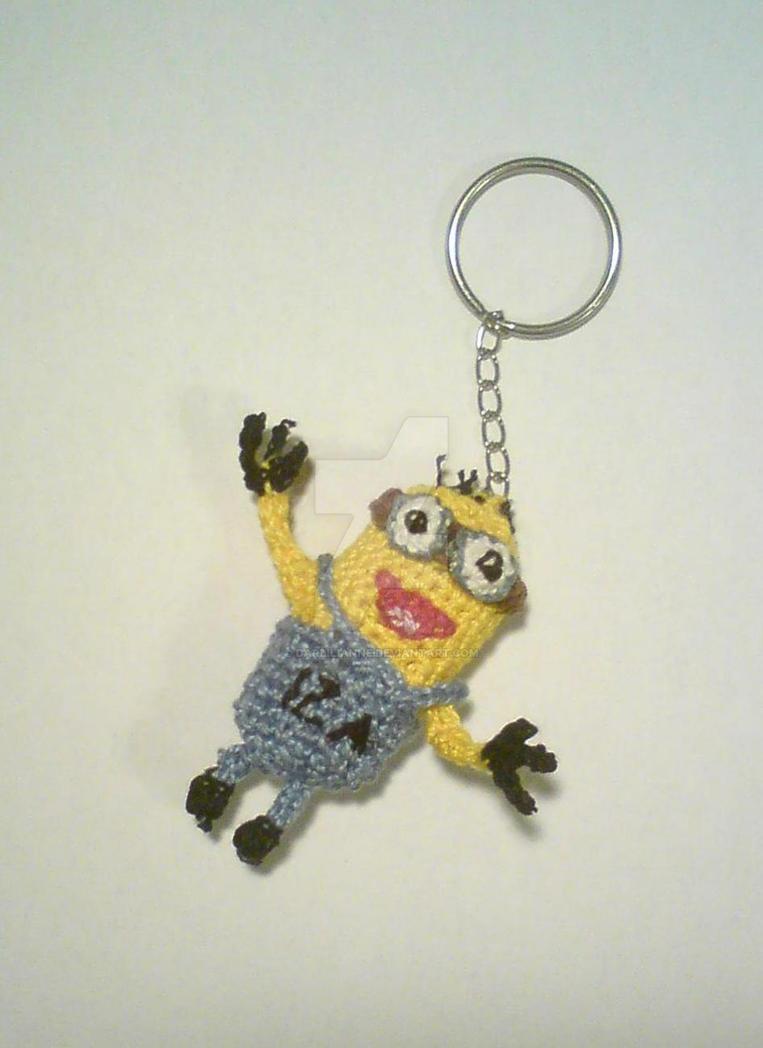 Minion Crochet by Darlilianne