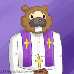 The Bidoof Pope