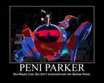 Spiderman Into The Spiderverse Motivational Poster