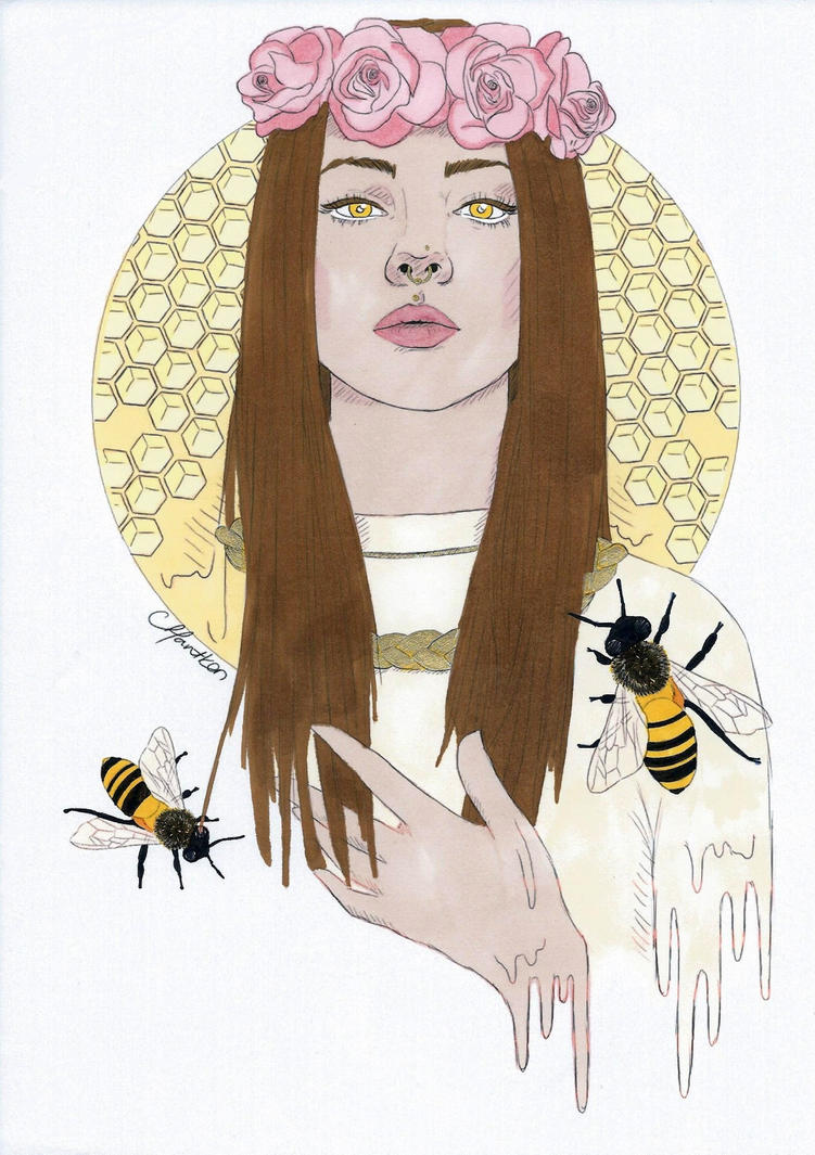 Queen of the Hive by Sunike