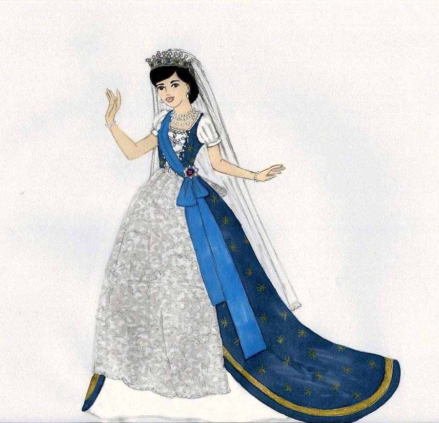 Sapphire Princess by Sunike
