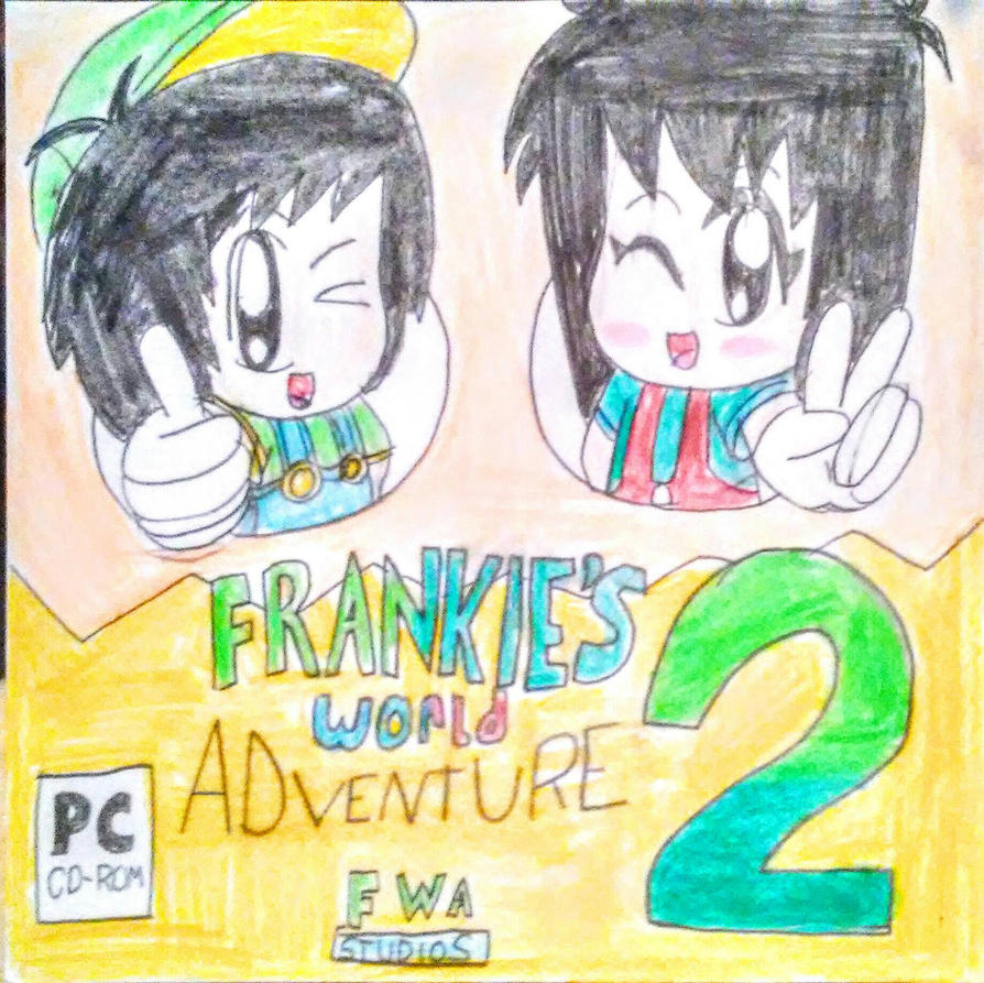 Frankie's World Adventure 2 PC cover by FWAOfficial