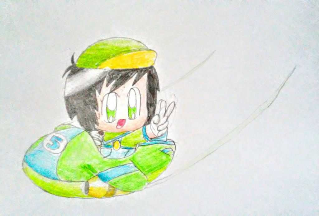 CCR: ChibiFrankie (Jet) by FWAOfficial